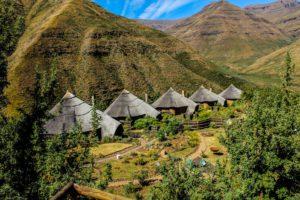Accommodation in Lesotho's Tsehlanyane National Park