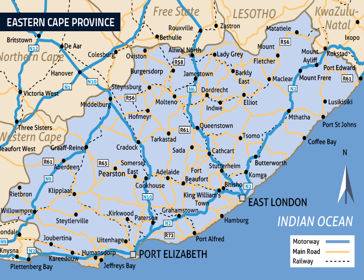 Oceans Economy priority projects in the Eastern Cape Global