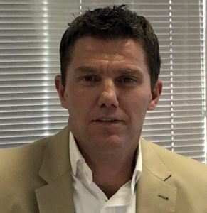 Kevin de Beer, Old Mutual Free State Provincial Management Board Chairperson