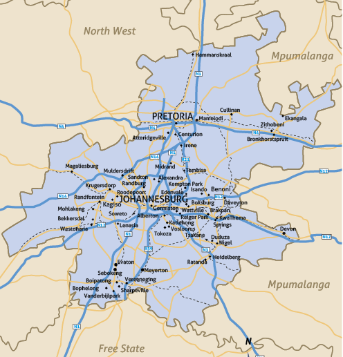 Gauteng\'s metros are driving growth and investment | Global Africa ...
