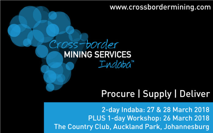 New mining conference looking at cross-border procurement, supply