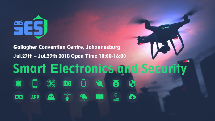 Recent Smart Electronic Security Trends from SES 2018