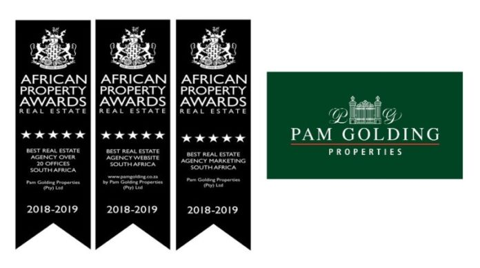 Pam Golding Properties Acknowledged As South Africa S Best