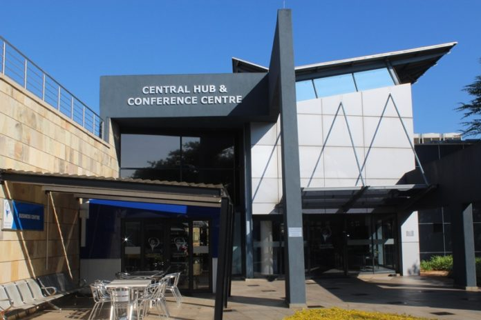 Conference facilities at the AIDC's Automotive Supplier Park
